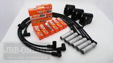 WH WK HOLDEN STATESMAN 99-04 3.8 V6 SPARK PLUG IGNITION COIL & LEADS SERVICE KIT