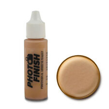 PHOTO FINISH AIRBRUSH MAKEUP KIT- FOUNDATION-.5oz  Face- Medium Beige Matte