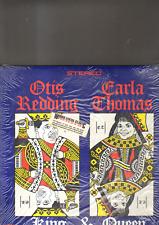 OTIS REDDING / CARLA THOMAS - king & queen LP
