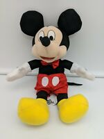 """Disney Plush Mickey Mouse 10"""" Toy Factory Free Shipping"""