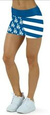 Los Angeles Dodgers Small to 2XL Womens Shorts