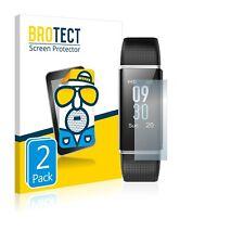 2x Display Schutz Folie für Yamay Fitness Tracker SW352 Matt Entspiegelt