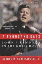 A Thousand Days: John F. Kennedy in the White House (Paperback or Softback)