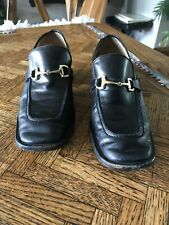 Woman's Gucci Shoes 8 1/2B Black