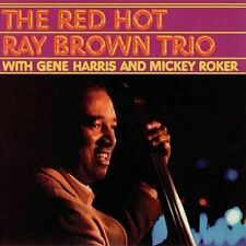 The Red Hot Ray Brown Trio SACD DSD HYBRID Groove Note GRV1028-3 Super Audio CD