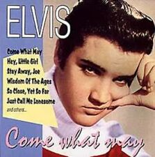 ELVIS CD COME WHAT MAY
