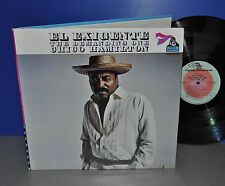 Chico Hamilton El Exigente The Demanding One USA 70 Flying Dutchman 1st VinylLP