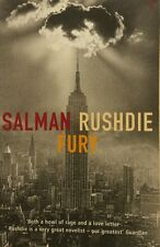 Fury by Salman Rushdie FREE AUST POST good used condition (Paperback, 2002)