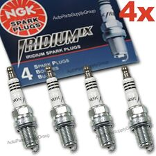4 Genuine NGK Iridium IX Spark Plugs Set DCPR8EIX-6546 Power/Mileage JAPAN - NEW