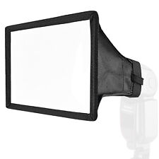 "Neewer 8""×12"" Photo Studio Collapsible Softbox Speedlite Flash Light Diffuser"