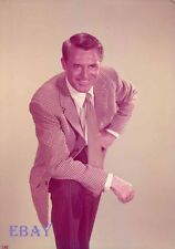Cary Grant Vintage 7  X  9  TRANSPARENCY