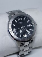 Fossil Stainless Steel Diver Style AM-4180 Mens Wristwatch New Battery!!