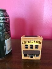 Suffolk Cottages/General Store made in England Marked V 3040