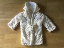 Blankets And & Beyond Baby Hooded Robe