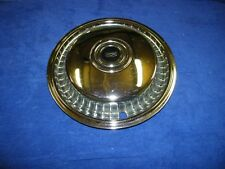 1972 THROUGH 1979 FORD USED ACCESSORY (1) LARGE Hubcap, Wheel Cover.