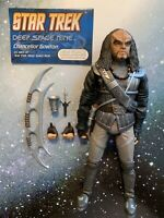 2009 RARE GOWRON STAR TREK DEEP SPACE NINE NEW FORCE EXCLUSIVE DIAMOND SELECT