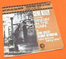 Vinyle 45 tours  Gene Kelly Singin' in the rain (1972) MGM 2006103