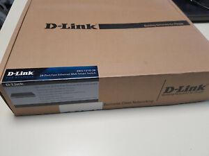 D-LINK DES-1210-28 commutateur réseau 28 Ports Web Smart Switch