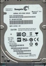"Seagate Momentus 320GB SATA Internal Laptop Notebook 2.5"" Hard Drive HDD"