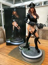 Cybercop - Heavy Metal Magazine Statue Exclusive ver by Hollywood Collectibles