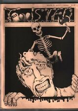 Twisted #5 - 1989 Horror fanzine - Allen Koszowski, T. Winter Damon - 156 pages