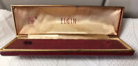 ELGIN Vintage Watch Box - Box Only Excellent Condition