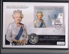 2013 Argento £ 2 COIN FDC-la denominazione di terra della regina Elisabetta + COA