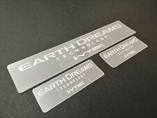 JDM HONDA FIT JAZZ GK5 EARTH DREAMS TECH I-VTEC DECALS STICKERS