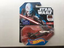 HOTWHEELS 1:64 Diecast Character Car - STAR WARS #12 - The Inquisitor