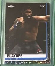 Curtis Blaydes *Black* 2019 Topps Chrome UFC #9/10