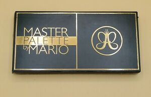 Anastasia Beverly Hills Master Palette By Mario 100% Authentic Makeup Mario ABH