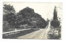 Wellington County MT. FOREST ONTARIO Fergus Street, Circa 1906