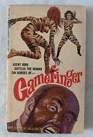 Gamefinger 008 by Clyde Allison - Rare erotic James Bond Parody