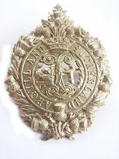 Argyll and Sutherland Military Cap Badge