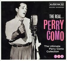 The Real... Perry Como by Perry Como (CD, Dec-2011, 3 Discs, Sony Music...