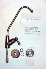 Cucina 9600-32-SMB Acqua Cold Water Dispenser Faucet OIL RUBBED BRONZE New!