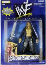 "WWF WWE RARE ""Super Stunners"" Edge Exclusive with Grapple Gear by Jakks (MOC)"