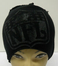 NFL Shield Reebok Winter Knit Hat Beanie Cap Stitching From Outside OSFA NEW!