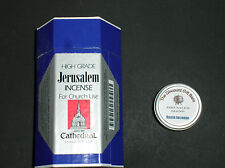 2 OZ, Container of Jerusalem Resin Incense.