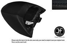 Vinilo Negro Personalizado se ajusta HARLEY DAVIDSON STREET ROD VRSCR Trasero Cubierta de asiento solamente