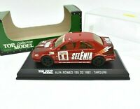 Model Car Alfa Romeo 155 Top Model Scale 1/43 diecast vehicles road 1