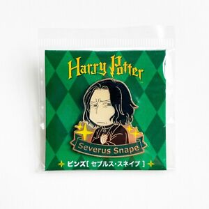 official HARRY POTTER rare Professor Snape chibi pin from Japan