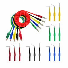 SG Test Tool Aid 23500 Back Probe Kit Identified Probe for Automotive 5 Colors
