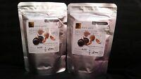 Aum black Garlic 2-pack.Delicious Health Food! 33+cloves/bag!