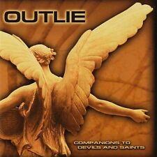 Outlie – Companions To Devils And Saints (CD Album 2008) MINT