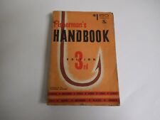 The Fisherman's Handbook 3rd Edition Paperback – 1956 Fishing Collectible