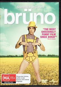 BRUNO - Clifford Banagale, Sacha Baron Cohen - DVD Region 4