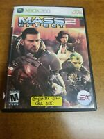 Mass Effect 2 (Microsoft Xbox 360, 2010)(Tested)