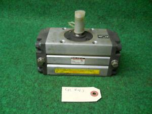 SMC Pneumatic Air Cylinder NCRA1BS63-9QC XV Rotary Actuator #43