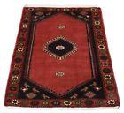Kelardasht 145 X 111 CM Hand-Knotted Orient Carpet oriental Geometric Red, New
